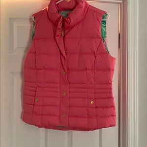 NWT XL Lilly Pulizter Isabelle Vest